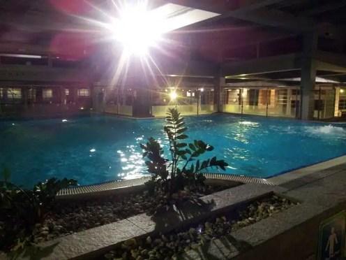 Viaggio in Slovenia Sava hotel bled
