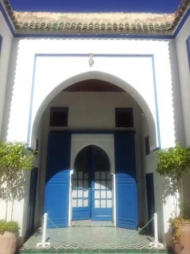 Palazzo El bahia - Marrakech, Marocco
