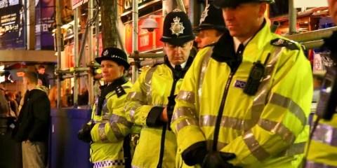 Polizia Londra_Melanie