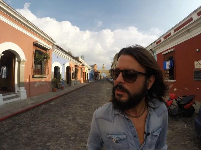 Claudio Pelizzeni - in viaggio con il diabete - Guatemala