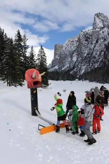 Carnevale in Val Gardena