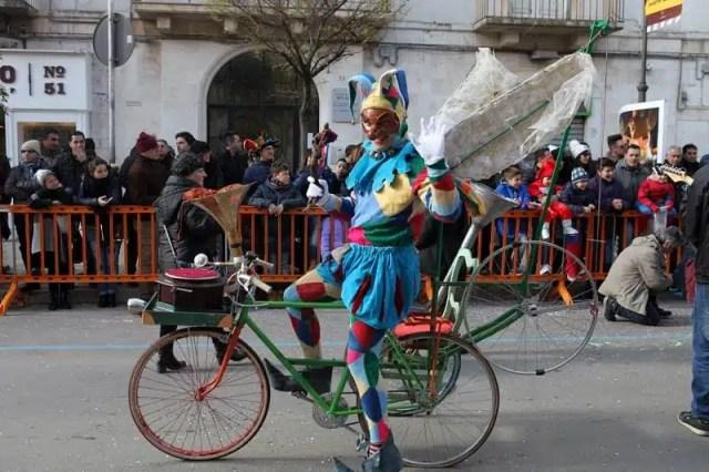 Farinella - Carnevale di Putignano