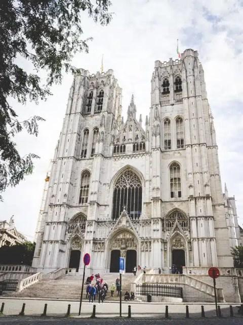 Cattedrale di Saint Michel et Godule - Bruxelles, Belgio