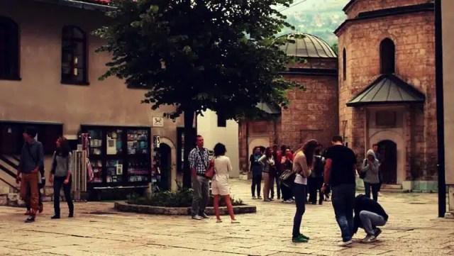 Gazi Husrev-Begova Dzamija - Sarajevo, Bosnia ed Erzegovina