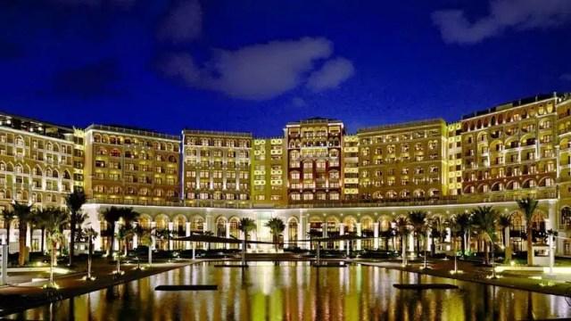 Rits Carlton Abu Dhabi EAU