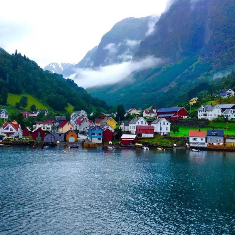 Consigli su come vedere i fiordi in Norvegia