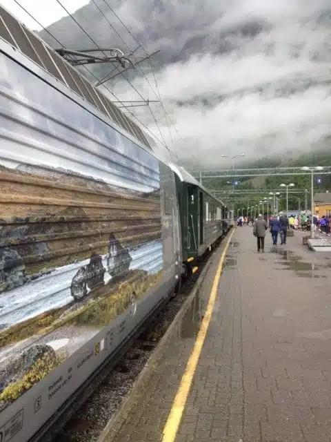 Treno Norvegia