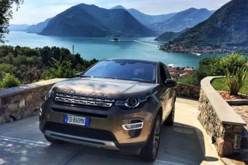 christo con Land Rover