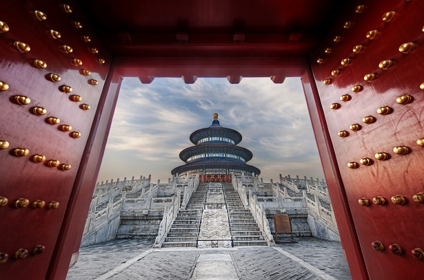 Gateway to the Temple of Heaven - Trey Ratcliff