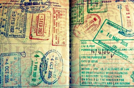 visas passeport