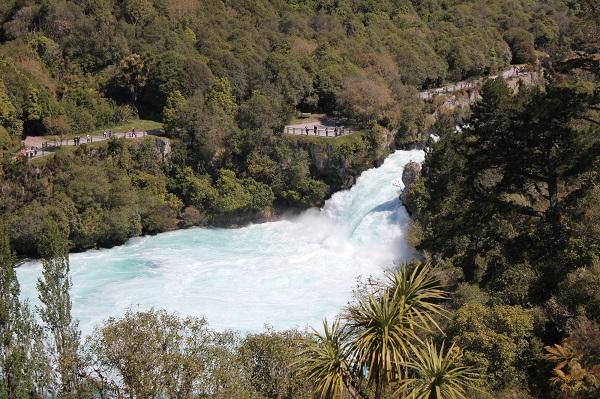 Huka Falls Nouvelle-Zélande