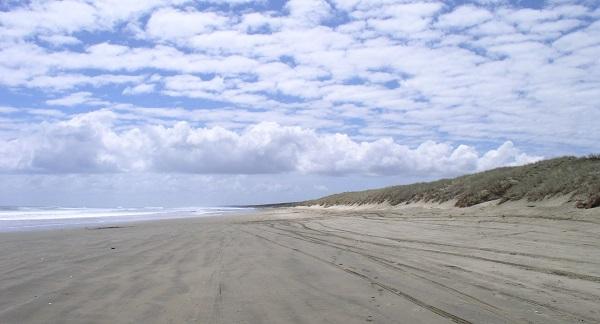 Photo Ninety Mile Beach Nouvelle-Zélande