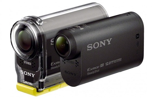 Action cam Sony HDR AS30V test