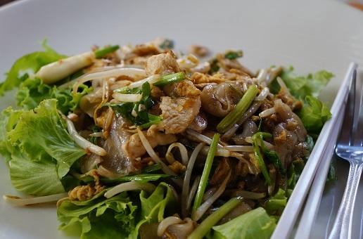 spécialité thailandaise