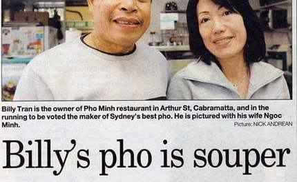 Fairfield Advance: Billy's Pho is souper