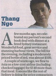 Sydney restaurants closures. Detailed coverage noodlies Sydney food blog