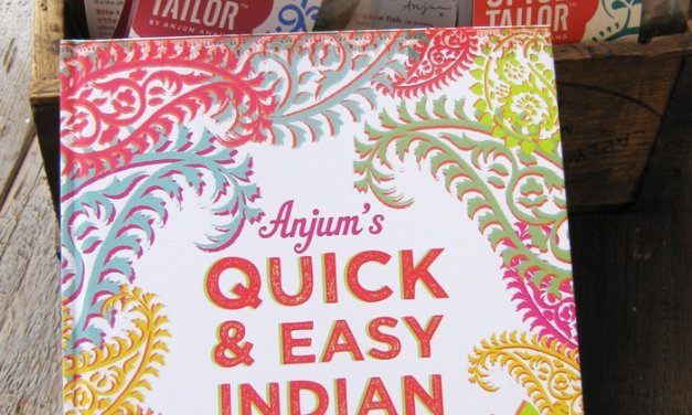 Anjum's Quick and Easy Indian Cookbook