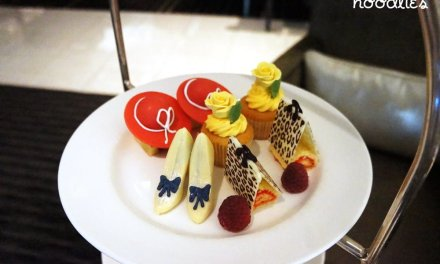 Fashion High Tea, Sheraton on the Park, Sydney