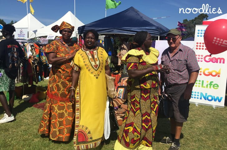 Africultures Festival 2016 Lidcombe
