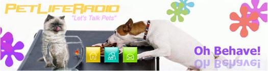 Pet Life Radio Banner