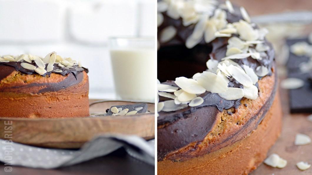giglhupf cake almond chocolate nordbrise