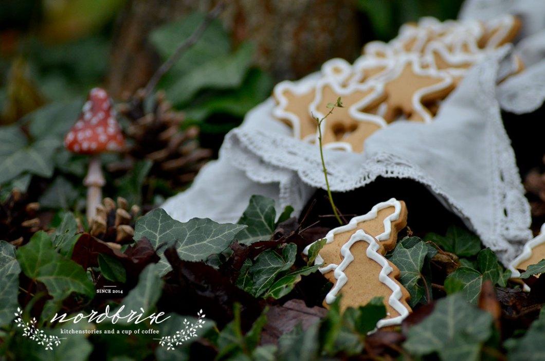 gingerbread cookies lebkuchen kekse rentiere nordbrise recipe