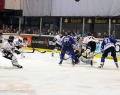 Huskies siegen im Derby