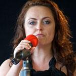 Ann-Christin-Elverum spielt die Hexe