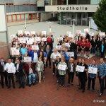 50 Jahre 1: Die 50 Steht! (Foto: Rainer Sander)