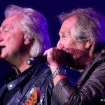 Bassist Hannes Schöner und Henning Krautmacher (Foto: Rainer Sander)