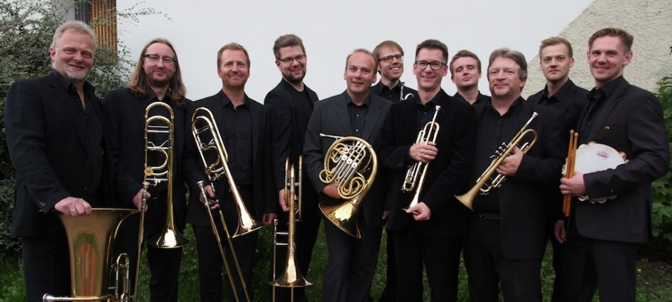 Nordic Brass Ensemble 2013