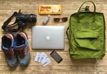 Skandinavien Blog, Skandinavien-Blogger, Blogger Essentials, Was braucht ein Blogger?, Rehanken, Fvällräven, Apple Macbook, iPhone, Marabou, Bodyshop, New Balance Schuhe, Nikon Kamera, Sonnenbrille