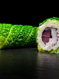 Uramaki Tuna & Wirsing