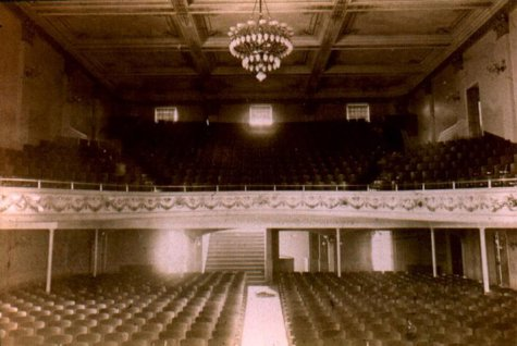 Ghosts on the Stage: Biddeford City Theater