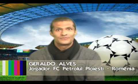 Geraldo Alves com a NLtv