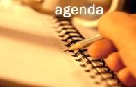 Agenda do Dia: Seg, 7 Agosto