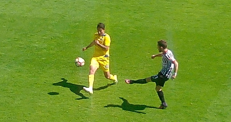 Varzim, sem sorte, perde outra vez em casa (0-1)