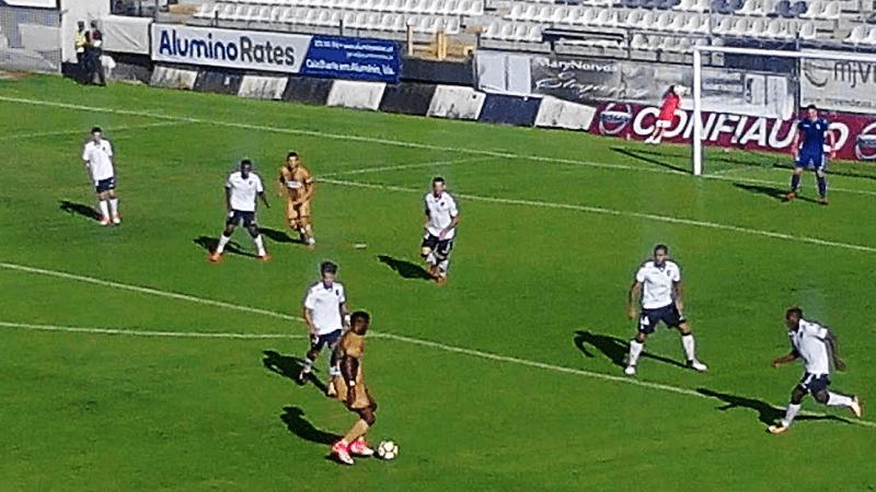 Varzim: vitória (3-0) convincente na abertura do campeonato