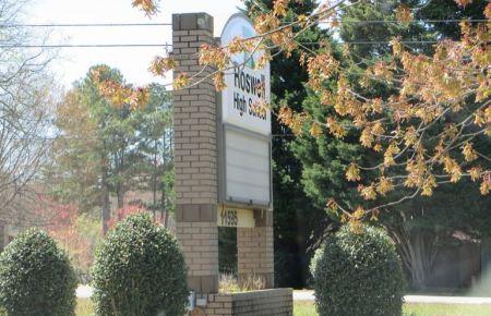 Roswell High School North Fulton Georgia Public School