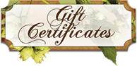 Click Here for Gift Certificates