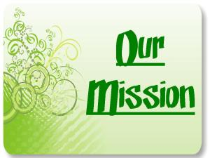 Our Mission Banner