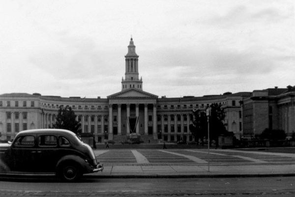 Denver City Hall 1941