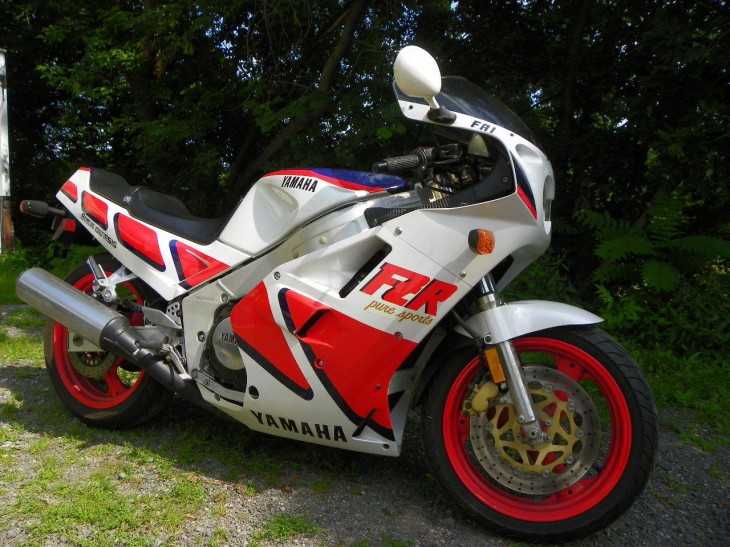 1987 Yamaha FZR1000 for sale