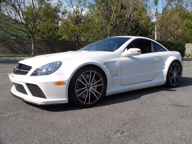 2009 mercedes benz sl65 amg black series for sale north