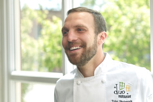 Featured Chef Tyler Skrivanek