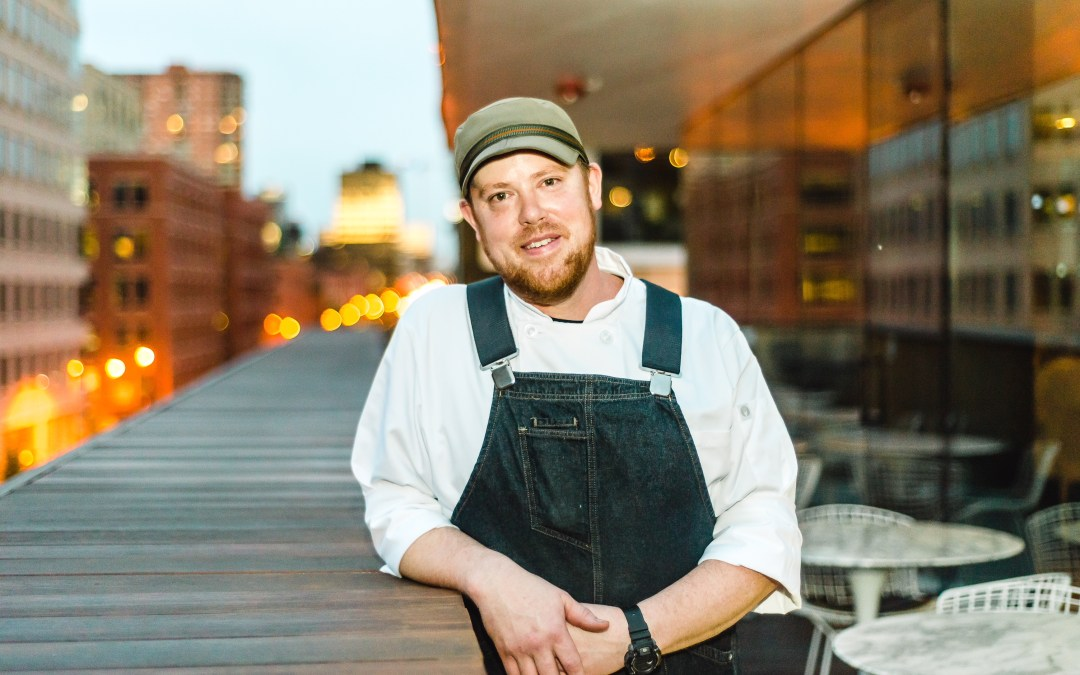 Featured Chef Lucas Forgy