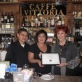 Caffe Vittoria Good Neighbor Recognition Award