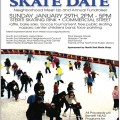 Skate Date Jan 2012 Flyer