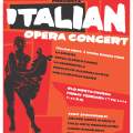 NEMPAC Italian Opera Concert Flyer