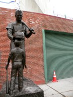 Ted Williams Statue by Joe Gallo
